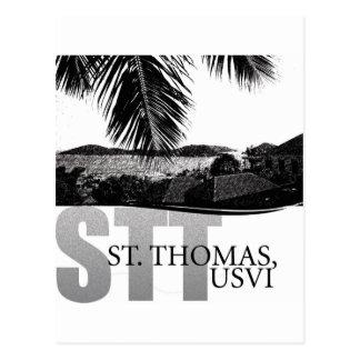 U.S. Virgin Islands Postcard