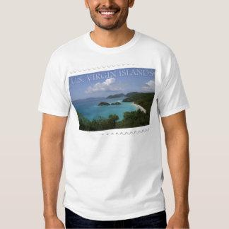 U.S. Virgin Islands - St. John's Trunk Bay Shirts