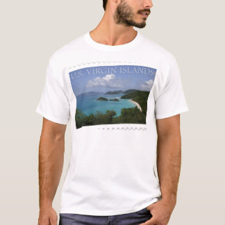 U.S. Virgin Islands - St. John's Trunk Bay T-Shirt