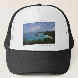 U.S. Virgin Islands - St. John's Trunk Bay Trucker Hat