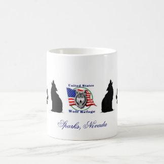U.S.W.Refuge Classic White Coffee Mug