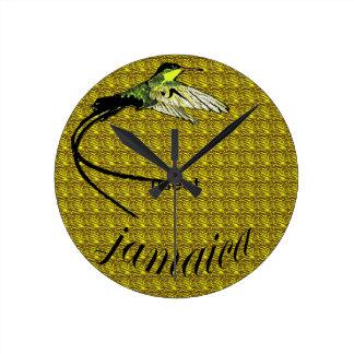 """U Seet """"Docta Bud"""" Jamaica Clock"""