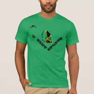 U Seet Jamaica Sports T Shirt