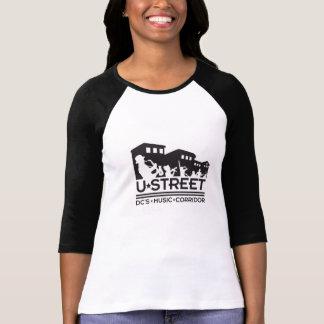 U Street Logo Baseball Shirt