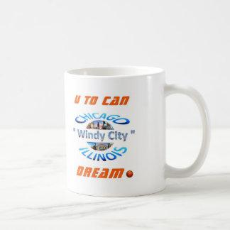U To Can Dream Mug