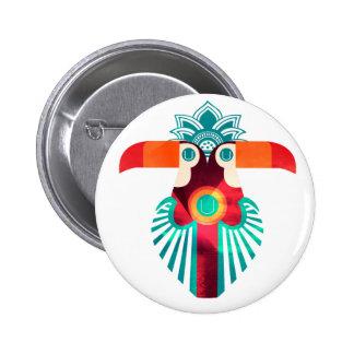 U Toucan Button