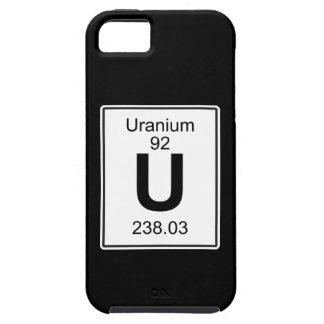 U - Uranium iPhone SE/5/5s Case