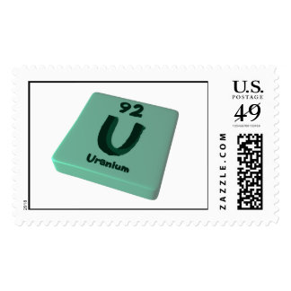 U Uranium Stamps
