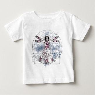 U.V MAN(Universal Vitruvian Man) Baby T-Shirt
