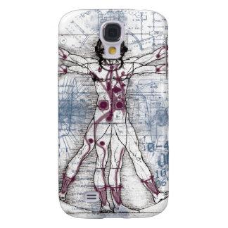 U.V MAN(Universal Vitruvian Man) Samsung Galaxy S4 Cases