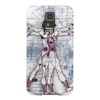 U.V MAN(Universal Vitruvian Man) Galaxy S5 Cases