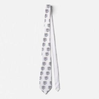 U.V MAN(Universal Vitruvian Man) Tie