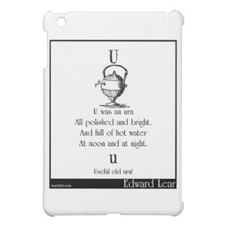 U was an urn case for the iPad mini