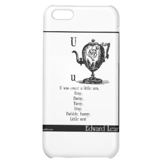 U was once a little urn iPhone 5C covers
