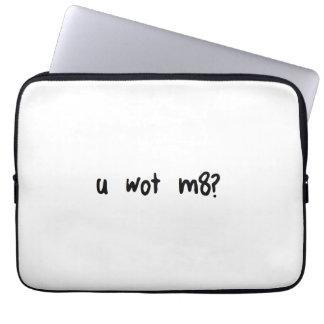 u wot m8? leptop sleeve? computer sleeves