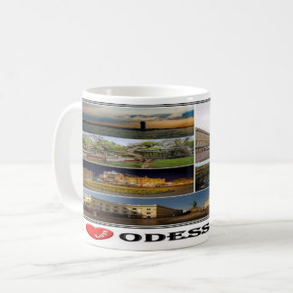 UA Ukraine - Odessa - Coffee Mug