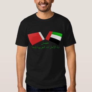 UAE & Ajman Flag Tiles Shirt