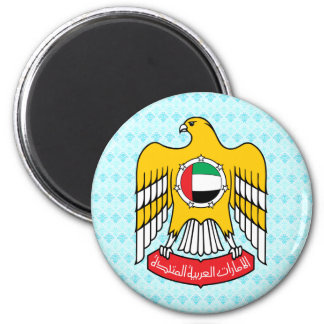 Uae Coat of Arms detail Magnet