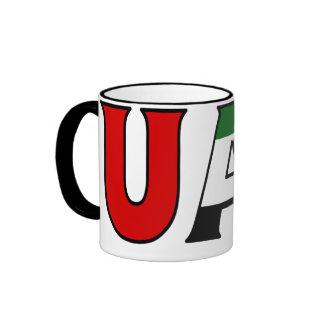 UAE Coffee Mug