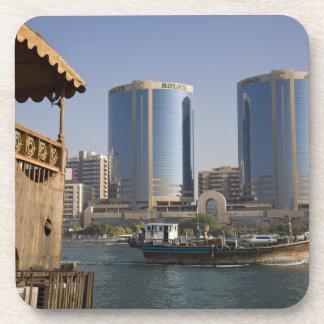 UAE, Dubai, Dubai Creek. Dhow cruises channel Coaster