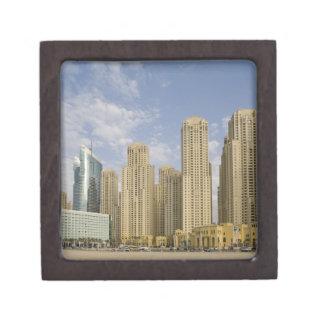 UAE, Dubai, Marina. Jumeirah Beach Residence Gift Box