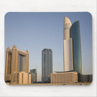 UAE, Dubai. Park Place Tower and other Mouse Pad