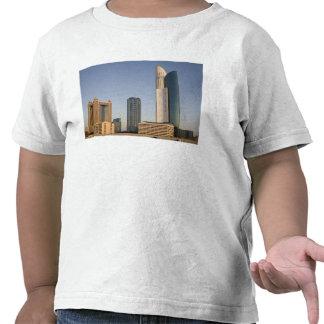 UAE Dubai Torre y otra del lugar del parque Camiseta