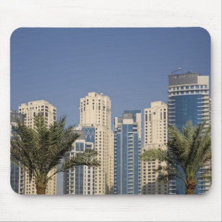 UAE, Dubai. Towers of Jumeirah Beach Residence Mouse Pad