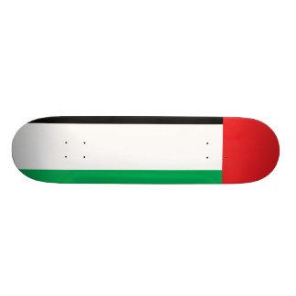 Uae Flag Skateboard