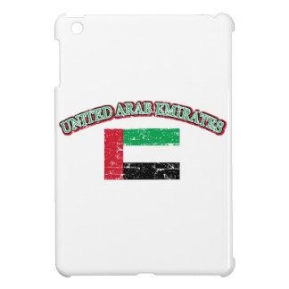 UAE football design iPad Mini Cases