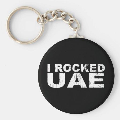 Uae Keychain