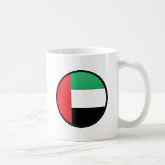Uae quality Flag Circle Mug