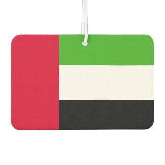 UAE United Arab Emirates Flag Air Freshener