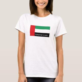 UAE United Arab Emirates flag T-Shirt