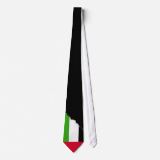 UAE United Arab Emirates Flag Tie