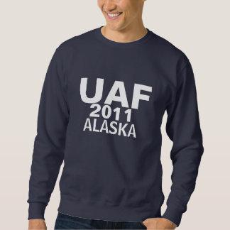 UAF ALASKA PULLOVER SWEATSHIRT