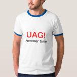 UAG (STOP) Hammer time - biology codon Tees