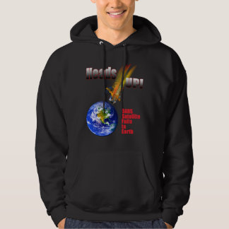 UARS Falls to the Earth Hoodie