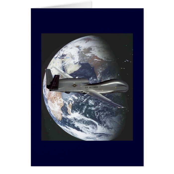 UAV EARTH CARD