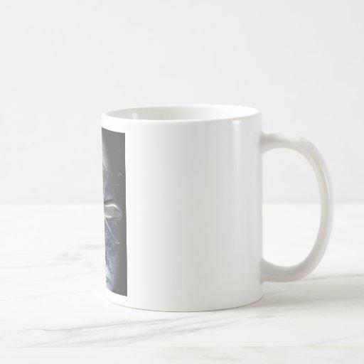 UAV EARTH CLASSIC WHITE COFFEE MUG