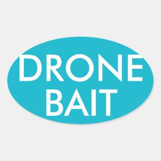 UAVs Antis del gobierno del pegatina del cebo del