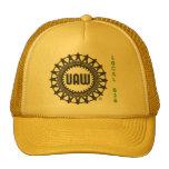 UAW/John Deere safety bump cap Local 838 Trucker Hat