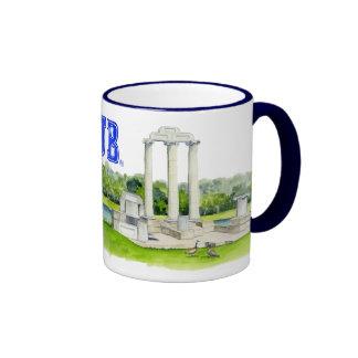 UB North Campus Ringer Mug