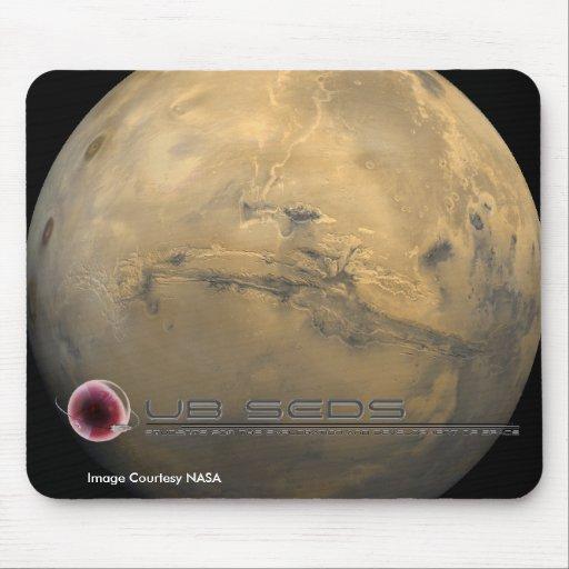UB SEDS Mousepad - Mars