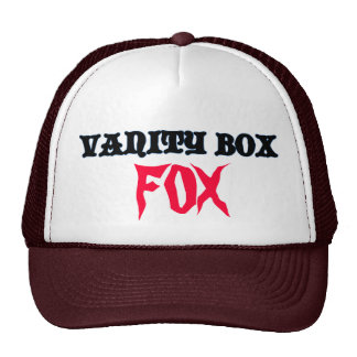 UB Vanity box cap 2 Trucker Hat