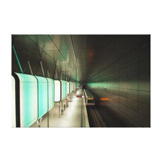 ubahn station metro