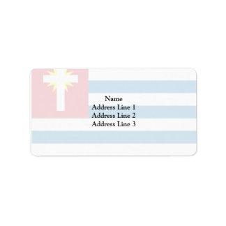 Ubatuba Saopaulo Brasil, Brazil Custom Address Labels