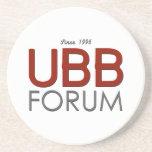 UBB Forum Swag Coaster