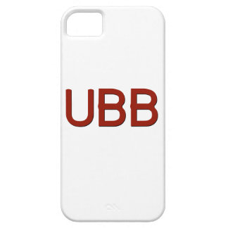 UBB Swag iPhone 5 Cover