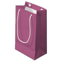 Ube-Colored Gift Bag